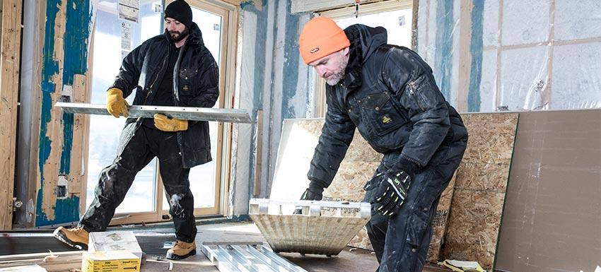 Лучшая спецодежда для работы в холодную погоду от Спецодежда24